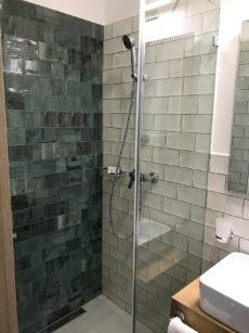 7. szoba fürdő Katzer Villa