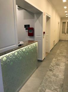 Katzer Villa recepció