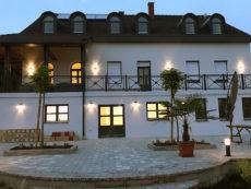Katzer Villa belső udvar