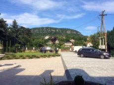 Katzer Villa parkoló helyek
